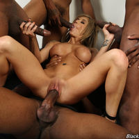 chloe black groupsex