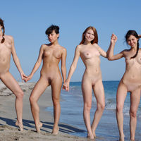 nudist camps