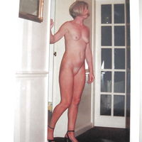 answer door naked