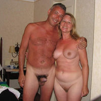 husband and wife nude