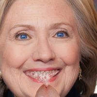 nude photos of hillary clinton