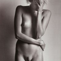 androgynous nude