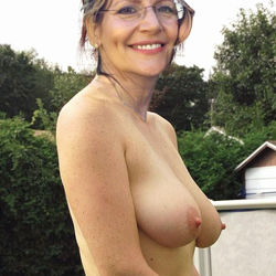 beautiful mature tits