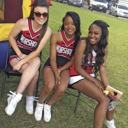 black teen cheerleader pics