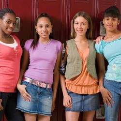 american teen girls