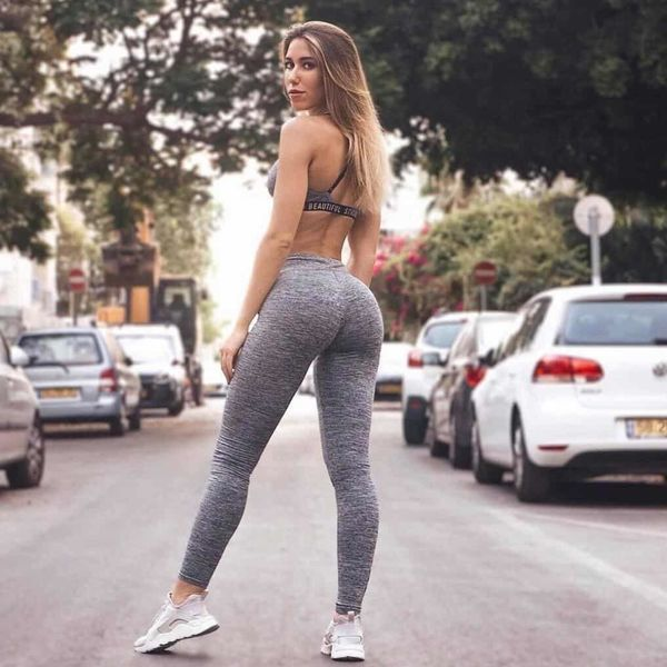 ITT: Pics(or video) of Girls wearing Tights/Yoga Pants/Stock