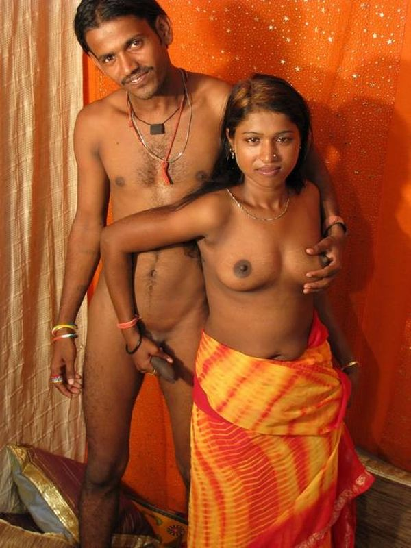 From her big natural indian tits to her hairy indian pussy -