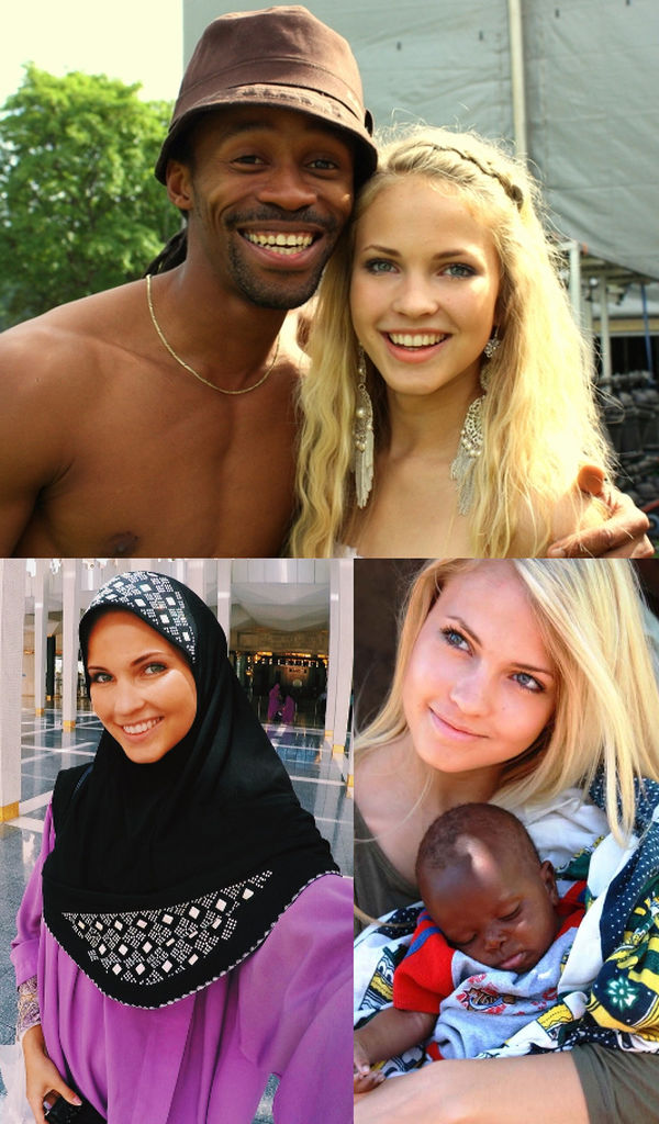 why are so many attractive white girls dating black guys now