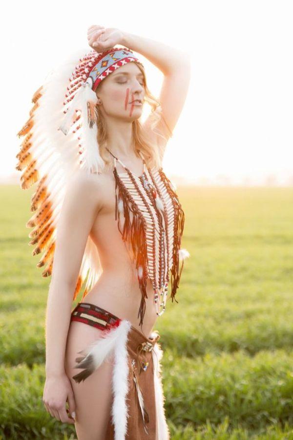 native american nude sex squaw