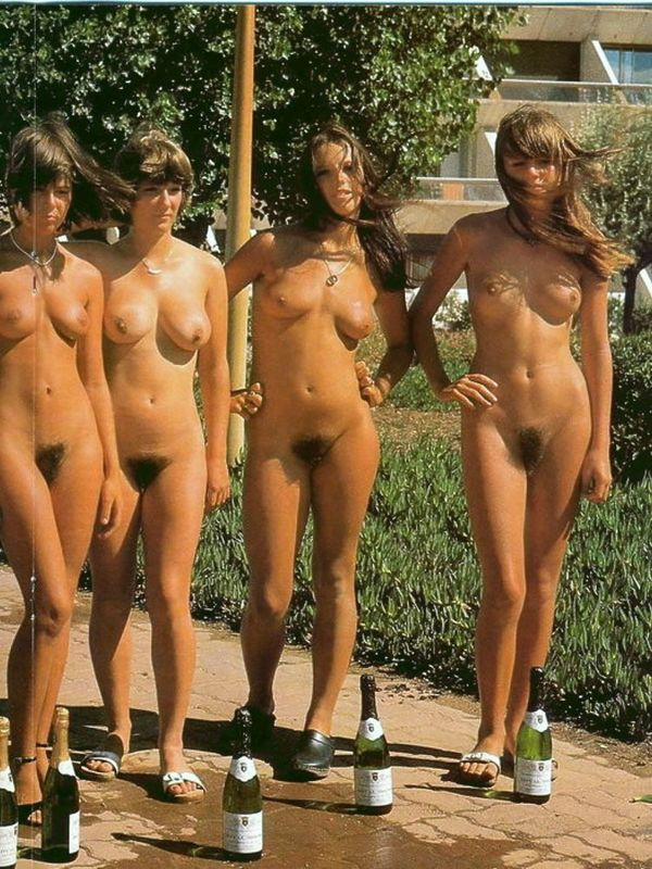 Nudist Vintage Girl Naked - PORNO GUIDE