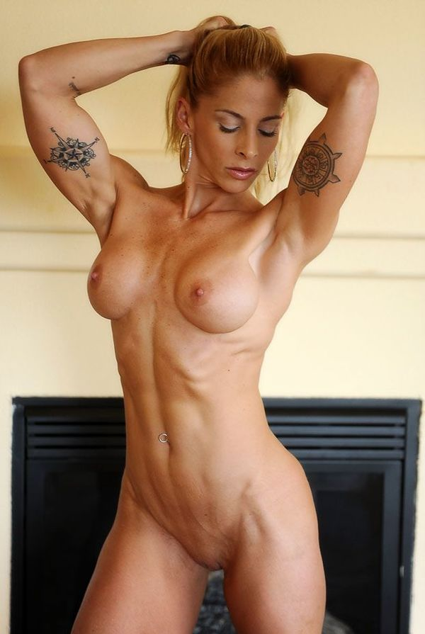 Gorgeous Toned Women Nude