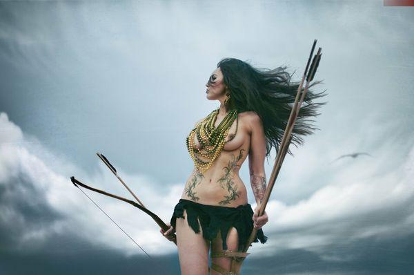 Земля амазонок Фото жанр эротика