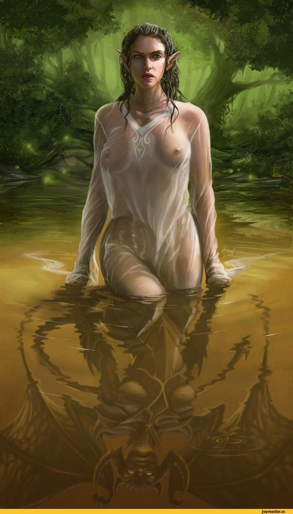 girls-naked-art-fantasy-nude-blonde-aerobics