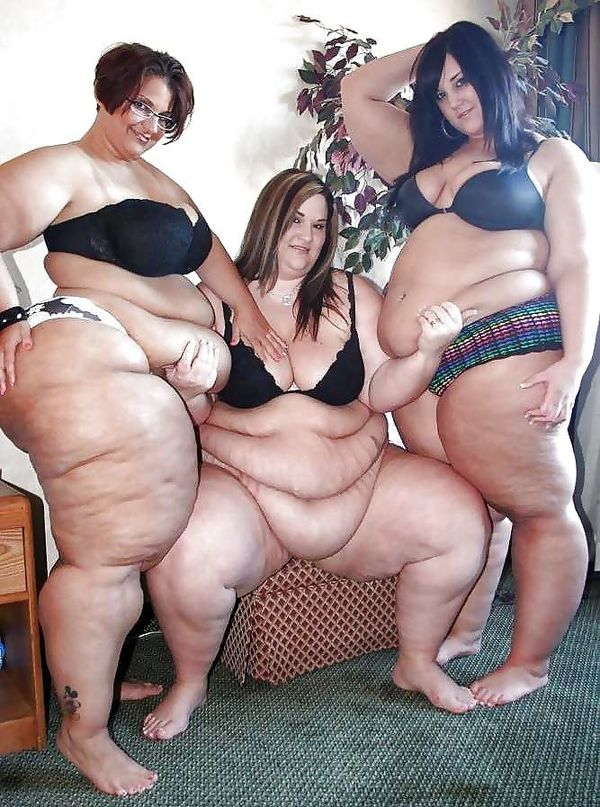 The Old, The Fat, and The Big Breasted, Hot Granny Pussy