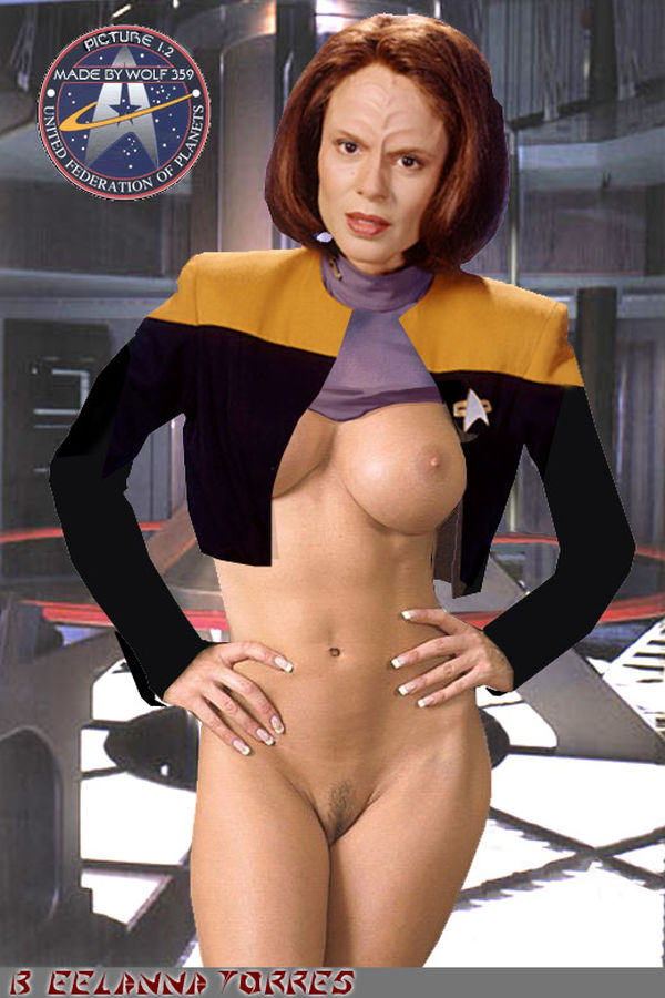 The women of star trek nude