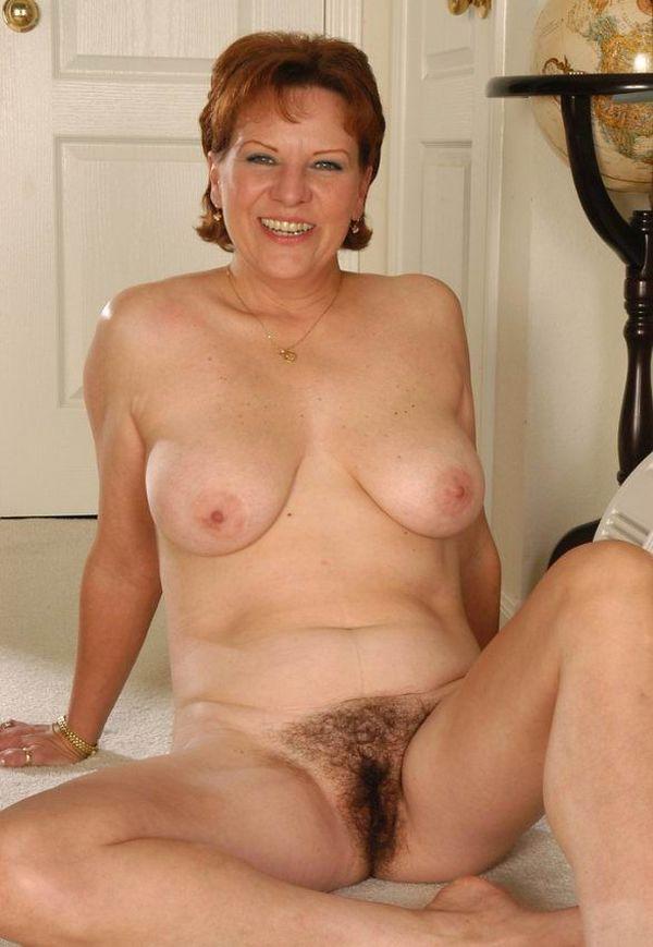Hotties Hairy Older Women Nude