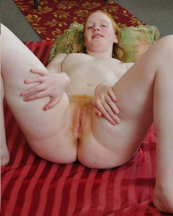 Ugly girls naked puss