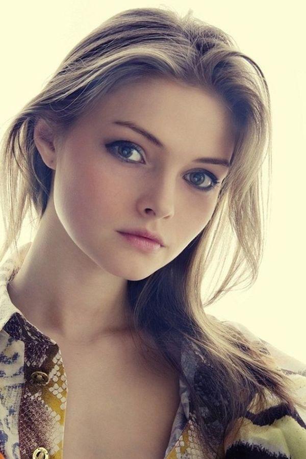 #beautiful #face #eyes #girl Faces Kecantikan, Iphone