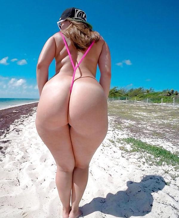 Naked island sexy bbw butt bikini beach french