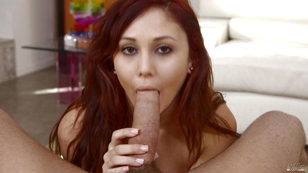 Ariana marie hot pov blowjob - Blowjob