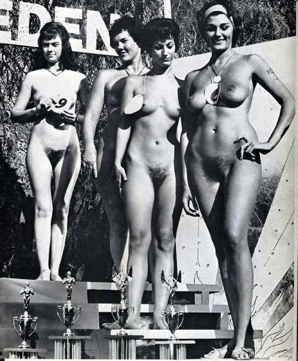 "See and Save As ""women with numbers vol retro beauty contest"