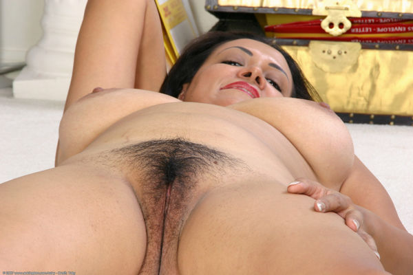 ATK NATURAL & HAIRY - Featuring Olympia