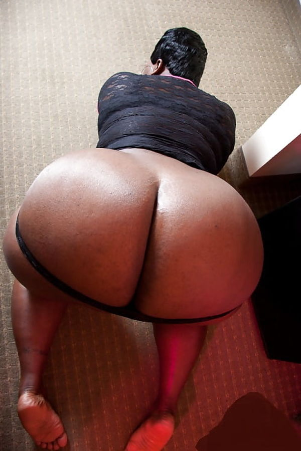 Big ass slim waist ebony