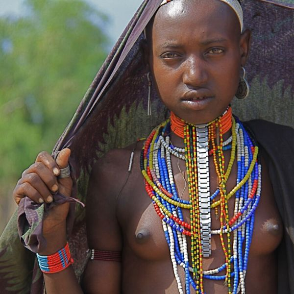 African tribe - Arbore (Ethiopia) - Free Porn Jpg