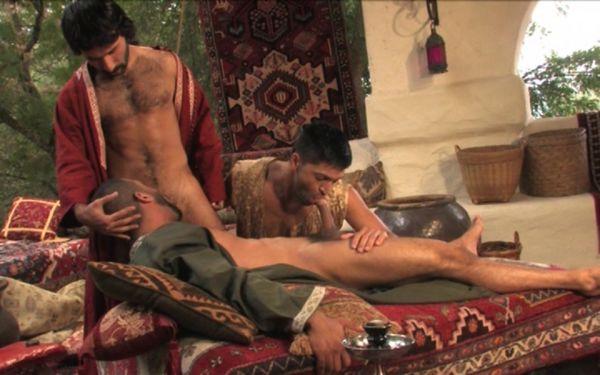 Arabian gay porn videos on Hardkinks