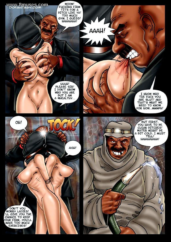 Fansadox 048 - Cagri - Arabian Nights Sexy Comics - Cartoon Porn Comics