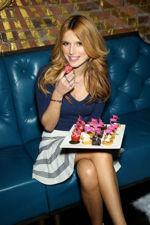 bella thorne candie s holiday and..