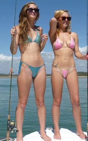 fishing girls prt2 500 177 These girls..
