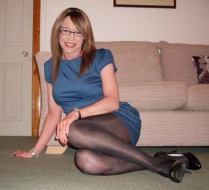 Emma Ballantyne 2 (Amateur Tgirl) -..