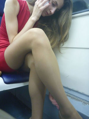 creepshots - Page 123 - Candid Legs