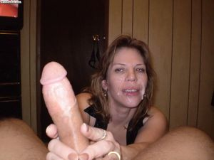 Slutty moms and wives giving blowjobs..