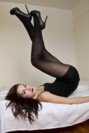High heels fashion - I ❤ her sexy..