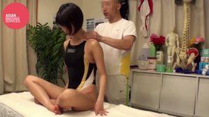 How to Massage Shoulder Back and Spine..