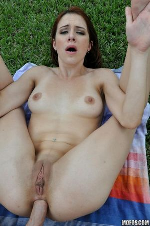 Lets Try Anal Nicole Rider Premier..