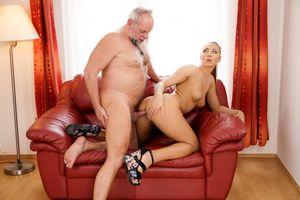 Pleasing Naughty Grandpa Watch..