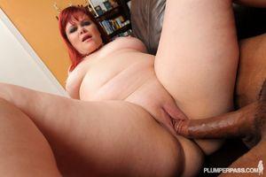 BBW: Diamond Dick! - Marcy Diamond..