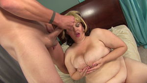 Black BBW Daphne Daniels Gets..
