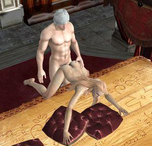 Dante Meets Trish eroticpornxxx.xyz