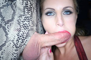 Georgie Lyall sexy blowjob collection..