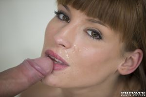 Hot nurse Victoria Daniels gives her..