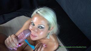 Download free Daniela swallow it all..