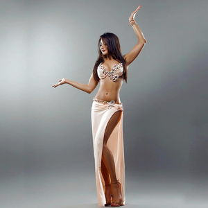 Beautiful sexy belly dancer - 29 Pics..