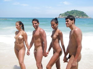 Brazilian Nude Coules - 90 Pics -..