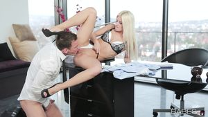Sex in the office porn video. Sex in..