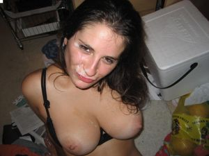 Home Porn Jpg cum on tits and body