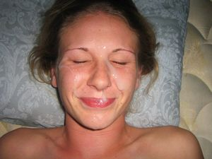 CUM COVERED FACES 70 upskirtporn